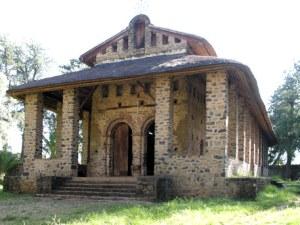 Debre Birhan Selassie kerk