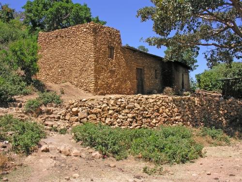 Argobe huizen 1