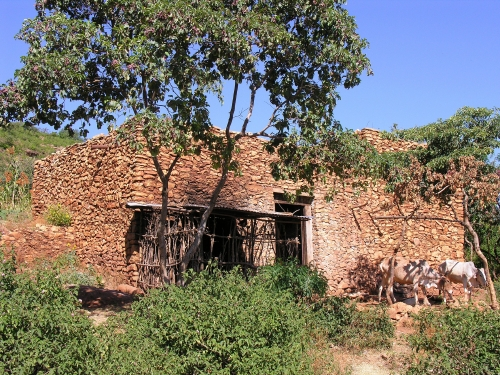 Argobe huizen